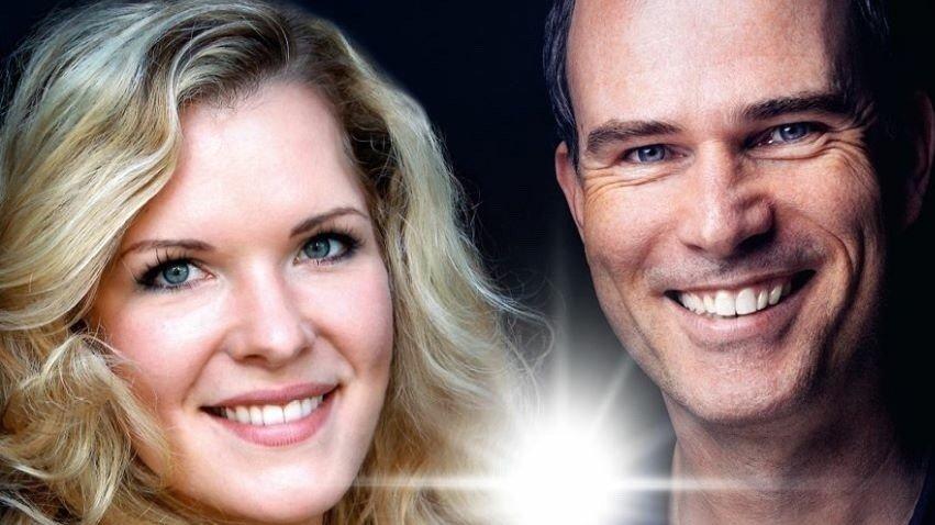 Thomas Borchert und Navina Heyne